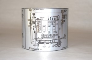Electrical Component Label