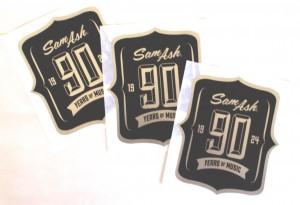 Foil Metallic Labels